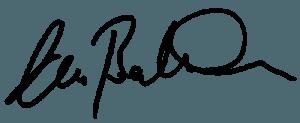 Thomas Beattie Signature